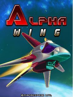 alpha-wing
